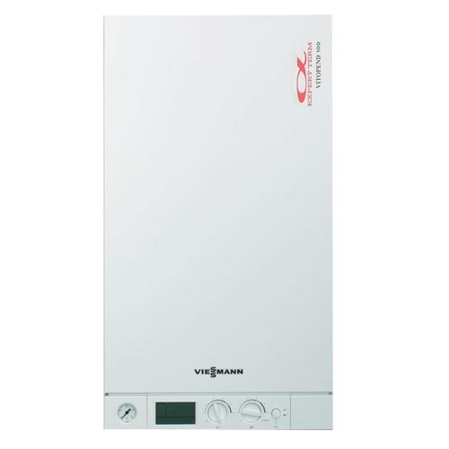 Навесной газовый котел Viessmann Vitopend 100 wh1d 23 кВт дымоходный Акция