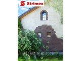 Фото  1 Навесной Вентилируемый Фасад StrimROCK на алюминиевой подсистеме с декоративным камнем Шинон 2310327