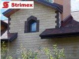 Фото  4 Навесной Вентилируемый Фасад StrimROCK на алюминиевой подсистеме с декоративным камнем Шинон 2340327