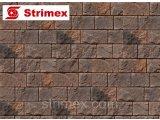 Фото  5 Навесной Вентилируемый Фасад StrimROCK на алюминиевой подсистеме с декоративным камнем Шинон 2350327