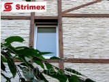 Фото  1 Навесной Вентилируемый Фасад StrimROCK на алюминиевой подсистеме с декоративным камнем Фьорд Ленд 2310325