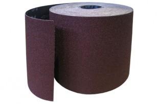 Наждачная бумага (шлифшкурка) Klingspor KL381J (ALOTEX B) - металл Размер, мм: 200 х 50000. Зерно: P 100 - P 400