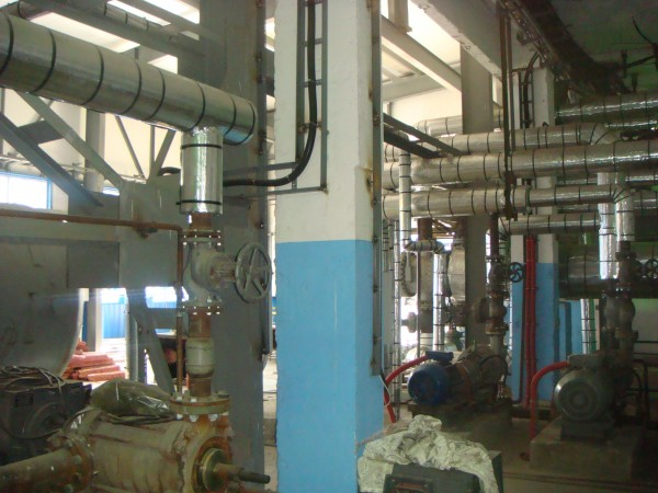 Негорючая изоляция для труб, диаметр трубы 108 мм . Температура эксплуатации от -180 до 180 С . Гарантия - 20 лет!