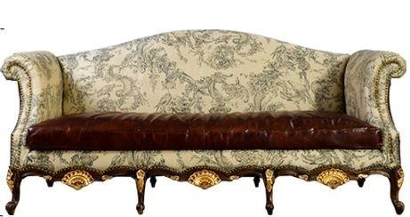 Неоклассический диван Porto