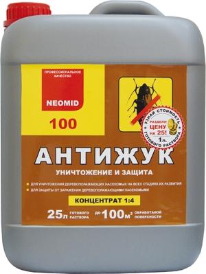 NEOMID 100 АНТИЖУК 1л