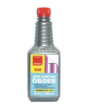 NEOMID 300 Для снятия обоев 0,31 л