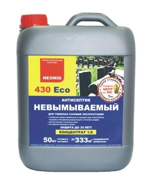 NEOMID 430 Eco НЕВЫМЫВАЕМЫЙ АНТИСЕПТИК 5кг