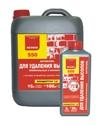 NEOMID 550 предназначен для удаления минеральных, в том числе фосфатных, высолов с кирпича.
