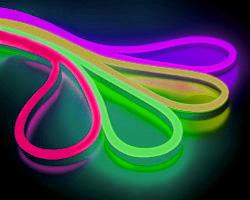 Неоновая реклама, изготовление неоновой подсветки, дизайн рекламных вывесок из неона