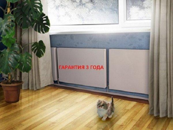 Фото 2 ГРЕЙ-500КТ, обогреватель инфракрасный, с электронным терморегулятором 340958