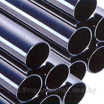 Нержавеющая труба круглого сечения AISI 304, 38,0х1,5 tig зерк.