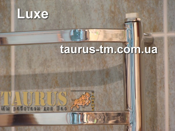 Нержавеющий полотенцесушитель Luxe 4 ( 450 мм / 500 мм). Доставка. Покраска.