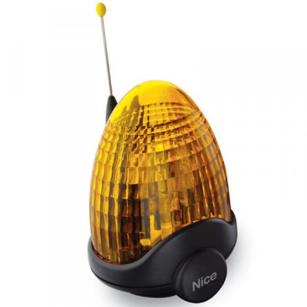 Nice LUCY - сигнальная лампа, 230В, оранжевая