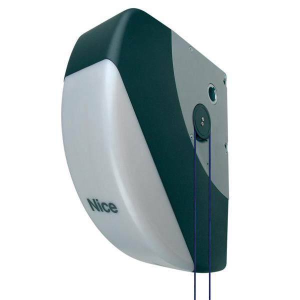 Nice SOON 2000. Электроприводы для промышленных секционных ворот