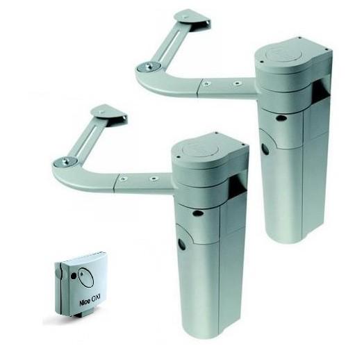 Nice Walky 2024 KCE/0. Комплект автоматики для распашных ворот