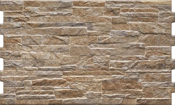 плитка фасадная Nigella terra 490x300x10