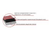 Фото  3 Самоклеющаяся лента-герметик Aquatape 35х30 (коричневый,серебро) 3429557