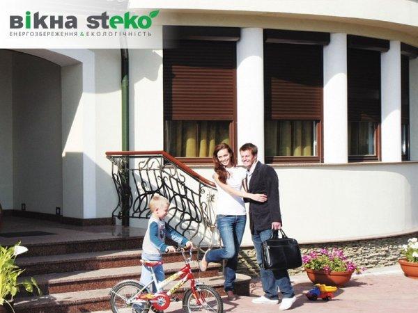 Фото 1 Зaщитные роллеты Steko для окон и дверей. Николаев 332718