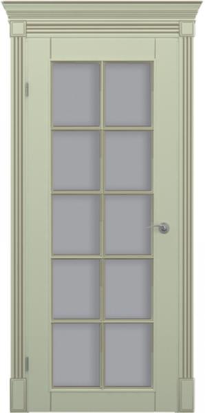 Фото  1 Двері Ніцца ПОО (фісташковий).Фарбуємо двері по шкалі RAL. 1442749