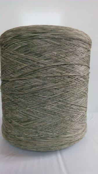 Фото  1 Нитки для оверлока килимів меланж блідо-зелена 2134519