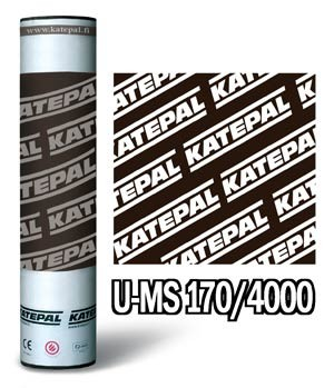 Нижний базовый слой U-МS 170/4000 кровельный материал