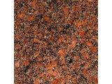 Фото  1 Новоданиловский гранит красного цвета с темным вкраплением 136497