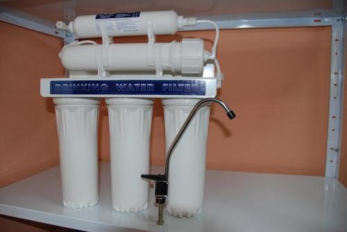 НОВОГОДНЯЯ РАСПРОДАЖА! Система очистки воды Эконом (5 ступеней очистки)