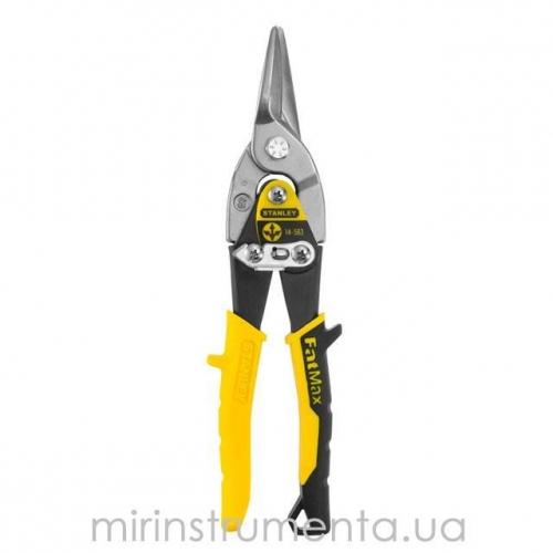 Ножницы для резки жести (прямые) Stanley 2-14-563
