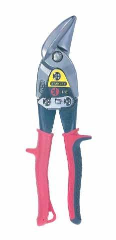 Ножницы по металлу 250мм правые прямой рез / левые прямой рез