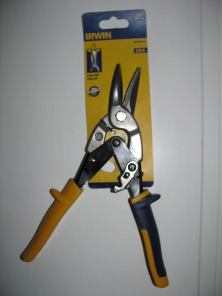 Ножницы по металлу 290мм Irwin