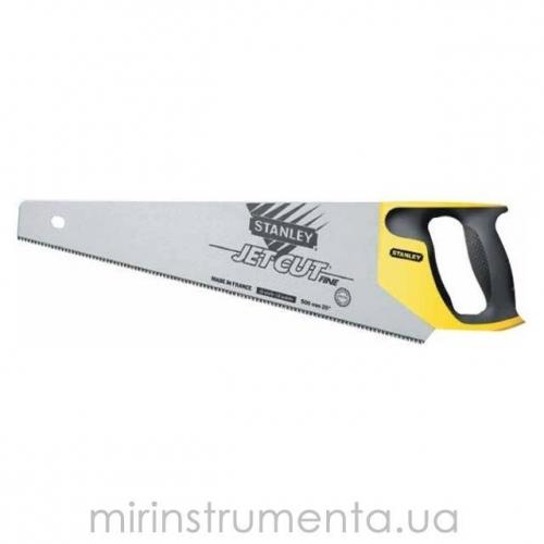 Ножовка с каленым зубом JET-CUT FINE STANLEY 2-15-599