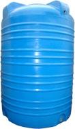 Объем 1000 л. Материал: полиэтилен. Цвет: стандарт – синий.