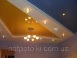 Объемный потолок