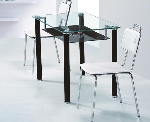 Обеденные столы B224, кухонные столы B224 Украина, купить стеклянные столы B224 для кухни