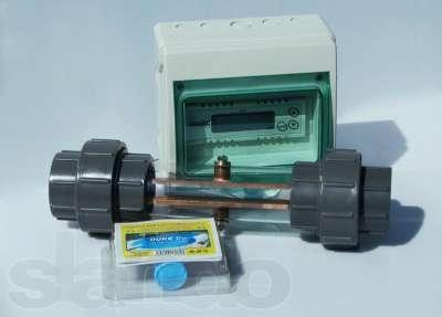 Обеззараживатель воды без хлора Станция Aquatron i500 до 80 м3