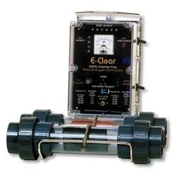 Обеззараживатель воды без хлора Станция E-Clear 150 m3
