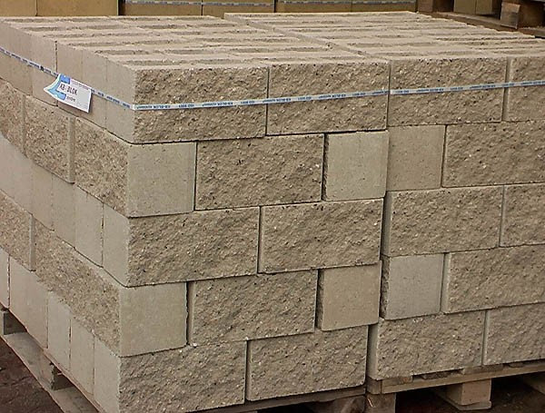 Облицовочные блоки Николаев Блок облицовочный в Николаеве блок облицовочный – 400х200х100мм колотый