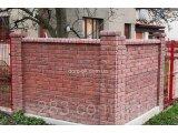 Фото  2 Облицовочный искусственный камень Калифорния черри Облицовочный камень калифорния, цвет черри 2262729