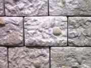 """облицовочный камень """"РАКУШЕЧНИК&quo t; 9 камней: 155 х 110 х 20 мм"""