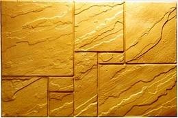 ОБЛИЦОВОЧНЫЙ камень стеновой 600 x 400 x 15 мм