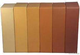 Облицовочный кирпич красный, персик, желтый и т. д.