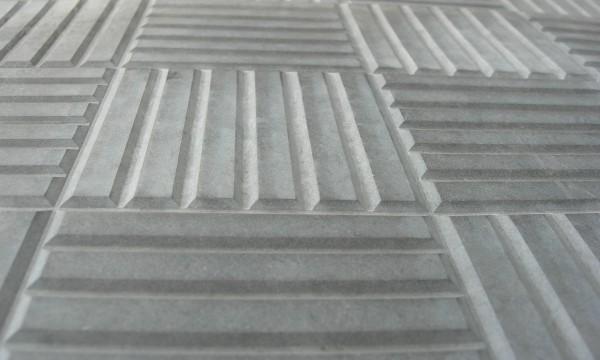 Тротуарная плитка Шоколадка Размер 300х300х30 мм