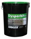 Обмазочная гидроизоляция DYSPERBIT (Диспербит) - битумно-каучуковая мастика