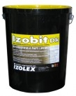 Обмазочная гидроизоляция Izobit DK (Изобит ДК) - битумно-каучуковая мастика