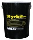 Обмазочная гидроизоляция - клей STYRBIT 2000 ( Стирбит 2000 ). Битумно-каучуковая мастика
