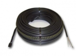 Обогрев грунта и труб безмуфтовый двужильный кабель 17Вт/м Hemstedt BR-IM- 49,4 850W