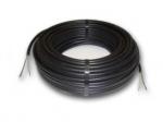 Обогрев грунта и труб безмуфтовый одножильный кабель 17Вт/м  BR-IM-Z  Hemstedt- 110,7 1900W