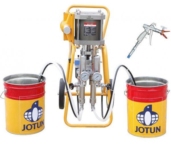 Фото 1 Оборудование для напыления жидкой резины, пенополиуретана DP-4336 186973