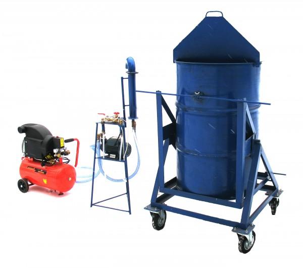 Оборудование для производства пеноблоков пенобетона