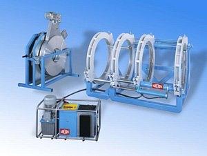 Оборудование для стыковой сварки полимерных труб